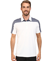 PUMA Golf - Color Block Tech Polo Cresting