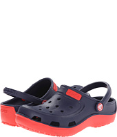 Crocs Kids - Duet Wave Clog (Toddler/Little Kid)