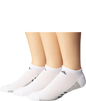adidas - Climacool Superlite 3-Pair No Show Sock