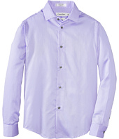 Calvin Klein Kids - Sateen Shirt (Big Kids)