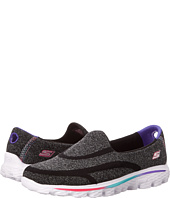 SKECHERS KIDS - Go Walk 2 81052L (Little Kid/Big Kid)