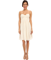 Donna Morgan - Morgan Short Silk Chiffon Strapless Dress