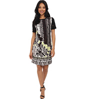 Hale Bob - Downtown Floral Lace Printed Dress