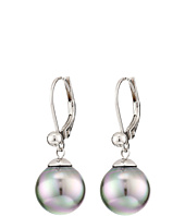 Majorica - 10mm S.S.W. Drop E/W Earrings