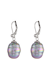 Majorica - 12mm Baroque Pearl Drop Earrings