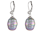 12mm Baroque Pearl Drop Earrings