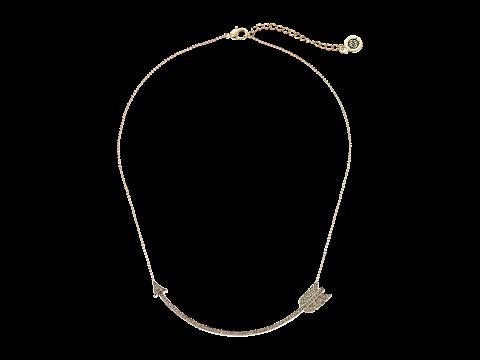 House of Harlow 1960 - Arrow Affair Collar Necklace