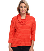 Jones New York - Easy Cowl Neck Pullover