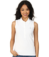 Lacoste - Sleeveless Slim Fit Stretch Pique Polo Shirt