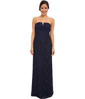 Donna Morgan - Strapless Lace Long Gown