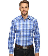 Stetson - Squared Off Plaid Flat Weave w/ Satin