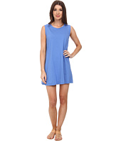 Michael Stars - Sleeveless Crew Neck Tee Dress