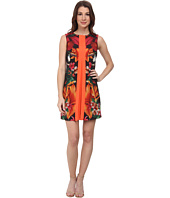 Ted Baker - Barbee Tropical Toucan Pleat Tunic