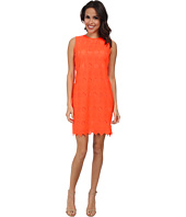 Donna Morgan - Sleeveless Chemical Lace Shift Dress