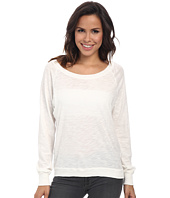 Alternative - Slub Slouchy Pullover