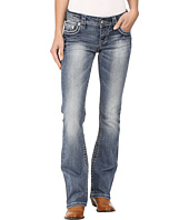 Stetson - 818 Contemporary Bootcut with Heavy Contrast Stitch and Flap Back Pocket