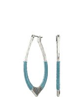 The Sak - Thread Arabesque Hoop Earrings