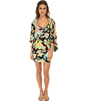 Trina Turk - Tahitian Floral Tunic Cover-Up