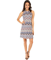 Karen Kane - Miami Zig Zag Halter Dress