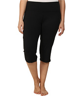 Marika Curves - Plus Size High Rise Tummy Control Capris