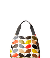 Orla Kiely - Matt Laminated Classic Multi Stem Classic Zip Shoulder Bag