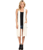 BCBGeneration - Long Sheer Knit Vest