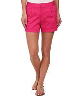 Dockers Petite - Petite Pleat Front Shorts