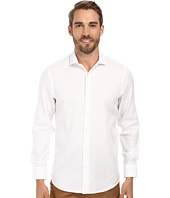 Perry Ellis - Slim Fit Non-Iron Texture Dobby Shirt