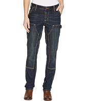 Carhartt - Slim Fit Double-Front Denim Dungaree Jeans