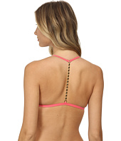Vix - Solid Guava Tri Chain Top