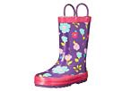 Lovely Floral Rainboots (Toddler/Little Kid/Big Kid)