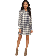 BB Dakota - Ruger Plaid Shift Dress