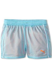 Puma Kids - Double Mesh Shorts (Little Kids)