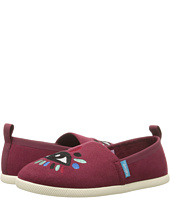 Native Kids Shoes - Venice Embroidered (Toddler/Little Kid)