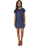 Lucky Brand - Embroidered Tencel Dress