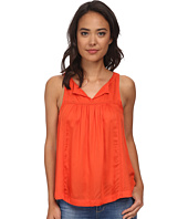 Lucky Brand - Solid Novelty Tank Top