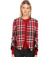 Vivienne Westwood - Washed Tartan New DL Jacket