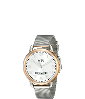 COACH - Delancey 36mm Mesh Bracelet Watch