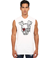 DSQUARED2 - Puff and Soft Print Skull T-Shirt