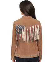 Scully - Star Studded Flag Jacket