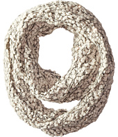 San Diego Hat Company - BSS1509 Plus Texture Infinity Scarf with Gold Sequins
