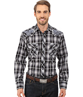 Roper - 0097 Black Grid Plaid
