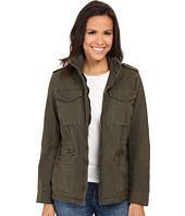 Levi's® - Washed Cotton Four-Pocket Field Jacket w/ Shoulder Quilting Details