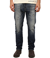 Vivienne Westwood - Anglomania Asymmetric Jeans in Blue Denim