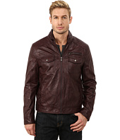 Kenneth Cole Reaction - Faux Leather Hipster