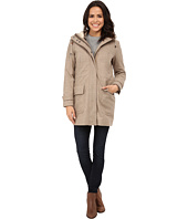 Cole Haan - 4-in-1 Hooded Parka with Removable and Reversible Liner Bomber Jacket