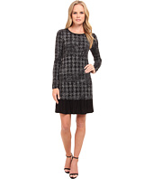 kensie - Gridwork Dress KS9K7713