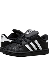 adidas Originals Kids - Superstar Foundation (Toddler)
