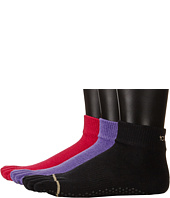 toesox - Ankle Full Toe 3-Pack