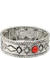 M&F Western - Southwest Engraved Stretch Bracelet